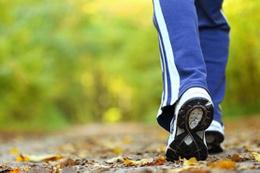 Günde sadece 25 dakika yürürseniz...