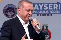 Erdoğan: CHP'nin İş Bankası hisseleri hazineye devredilecek