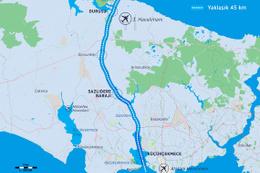 Kanal İstanbul'da 'yeni şehir' için ilk adım atıldı