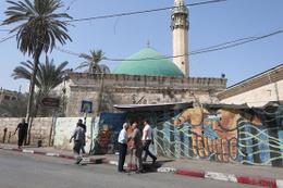 Filistin'de bir Osmanlı yadigarı: Fatıma Hatun Camisi
