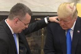 Bomba Brunson iddiası! Trump hepsini geri çekecekti...