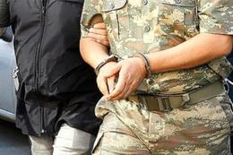 FETÖ'den 1 asker tutuklandı: 4 askere adli kontrol!