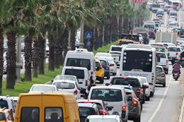 Trafikte yeni dönem resmen başladı sürücüler dikkat!