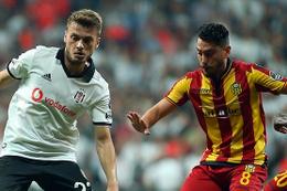 Göztepe'nin konuğu Beşiktaş