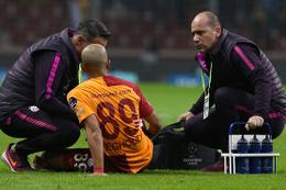 Galatasaray'dan 3 sakat futbolcuyla ilgili açıklama!