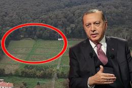 Erdoğan 'keşif yaptılar' demişti! İşte o bölge