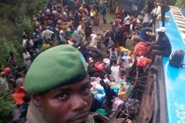 Ülkede büyük şok! Tren raydan çıktı: 40 ölü
