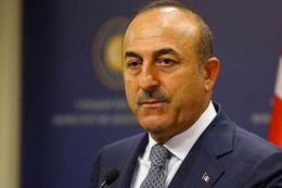 Çavuşoğlu'ndan Fransız bakana tepki: Terbiyesizlik
