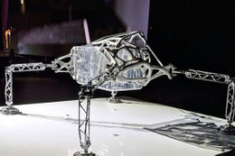 NASA yeni tasarladığı araçla keşfe çıkacak