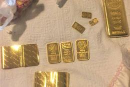 FETÖ'nün 'gaybubet evleri' sorumlusu külçe altınlarla yakalandı