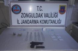 Okul müdürü uyuşturucudan gözaltına alındı!