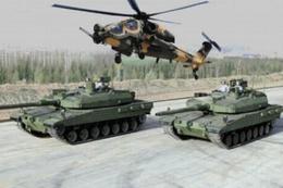 Almanlardan Türkiye'ye 'savunma sanayii' övgüsü!