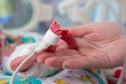 Prematüre bebeklerin en büyük sağlık sorunu beslenme yetersizliği