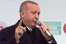 Cumhurbaşkanı Erdoğan'dan Atatürk çıkışı