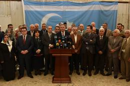 Türkmenlerden sokağa çıkma çağrısı 'Kabinede yer verilmezse..