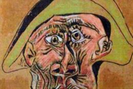 Çalıntı Picasso tablosu bulundu! Tablonun değeri...