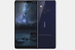 5 kameralı Nokia 9 modelinin yeni görüntüleri ortaya çıktı!