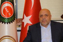 Asgari ücret için Hak-İş'ten Türk-İş'e tepki '2 bin lira çok az'