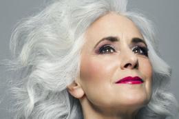 Beyaz saçları azaltmanın yan etkisiz yolu!