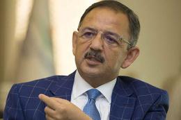Yerel seçim için yapılan son anket sonucunu Mehmet Özhaseki açıkladı