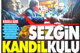 Güneş'ten bomba manşet 'Sezgin Kandilkulu'...