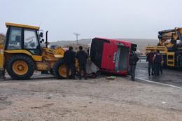 Malatya'da feci kaza: 7 ölü 15 yaralı
