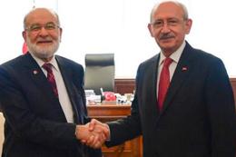 CHP - Saadet Partisi ittifak görüşmesinin detayları belli oldu!