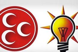 AK Parti'den MHP'ye 'yerel'de ittifak kıyağı!