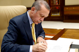 Erdoğan imzaladı! 20 isim resmen göreve başladı