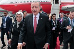 Cumhurbaşkanı Erdoğan'a Arjantin'de büyük ilgi