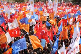 AK Parti'de İlk Büyükşehir Belediyesi aday adayı belli oldu