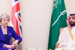 Theresa May'den Suudi Arabistan'a