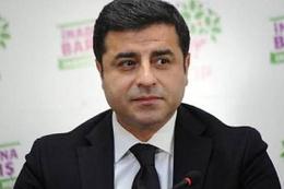 Selahattin Demirtaş Twitter'dan çağrı yaptı! AK Parti'ye oy verin!
