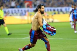 Olcay Şahan, Süper Lig'de 200'üncü maçına çıkmaya hazırlanıyor