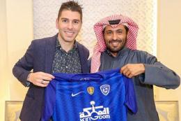 Galatasaray istiyordu Al Hilal'e transfer oldu