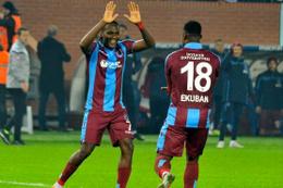 Trabzonspor'da hedef 3'üncü derbi galibiyeti