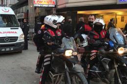 Adana'da hırsızı döverek komaya soktular