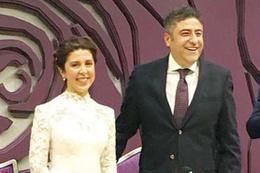 2. Sayfa Müge Dağıstanlı  evlendi mi eşi kim?