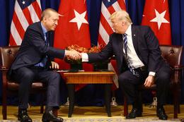 Çekilme kararı, Erdoğan-Trump görüşmesinde alındı