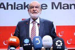 Karamollaoğlu'ndan yeni parti binası açıklaması