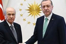 AK Parti'den MHP'ye ittifak jesti!