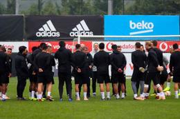 Beşiktaş'ta 5 isim Alanya maçında yok