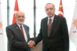 Erdoğan Karamollaoğlu'na bunları söylemiş