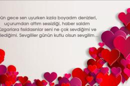 14 şubat mesajları 4 kıtalık 8 kıtalık Sevgililer günü şiirleri