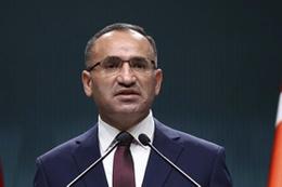 Bozdağ: ABD Türkiye'yi oyalamaktan vazgeçmeli