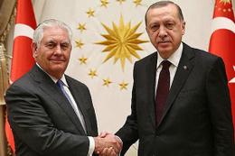 Rex Tillerson ve Erdoğan ne görüştü? Reuters'in iddiası