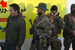 YPG'nin Çinlisi pes etti! Bomba Türk askeri ve Afrin itirafı