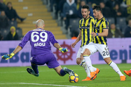 Fenerbahçe-Alanyaspor maçı golleri ve geniş özeti