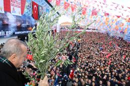 Eskişehir'den birlik olma çağrısı yaptı