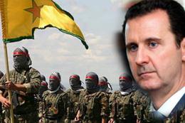 Ortalığa karıştıracak haber! PYD istedi Esed ordusu Afrin'e girdi...